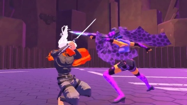 Furi-Sword-Fight