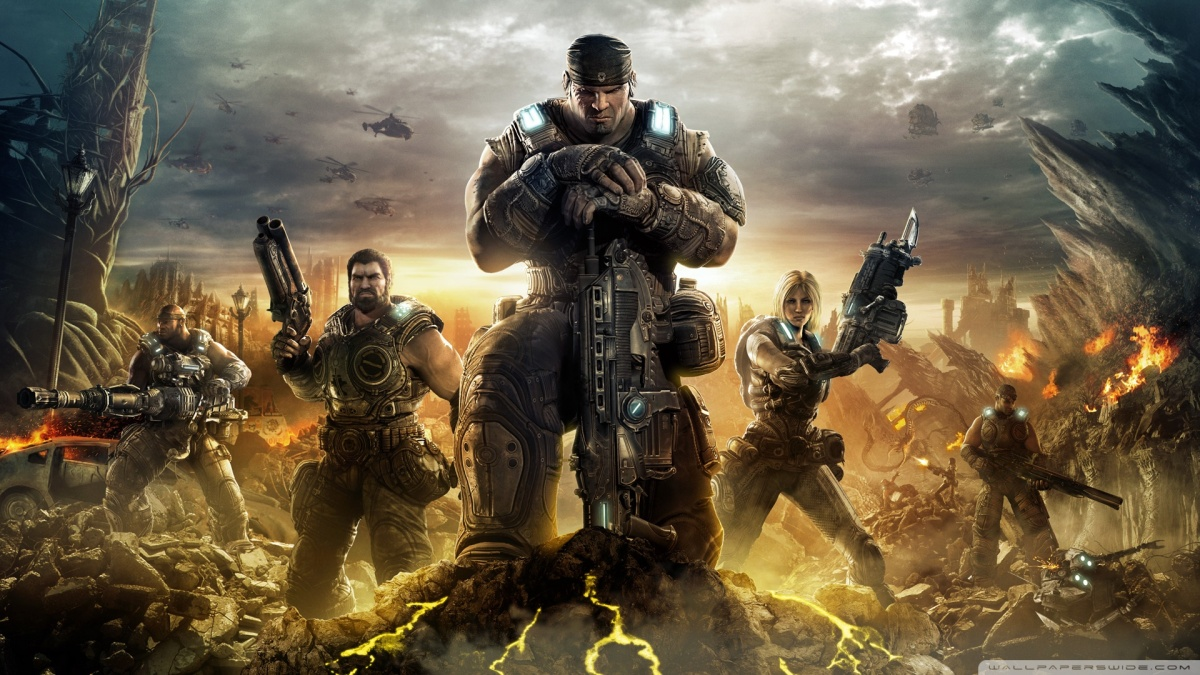 video game essay a home for video game and film enthusiasts art  a home for video game and film enthusiasts why i love gears of war